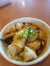 Sichuanese Chao Shou dumplings